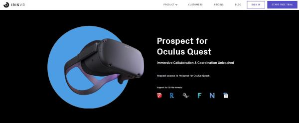 Prospect4OculusQuest